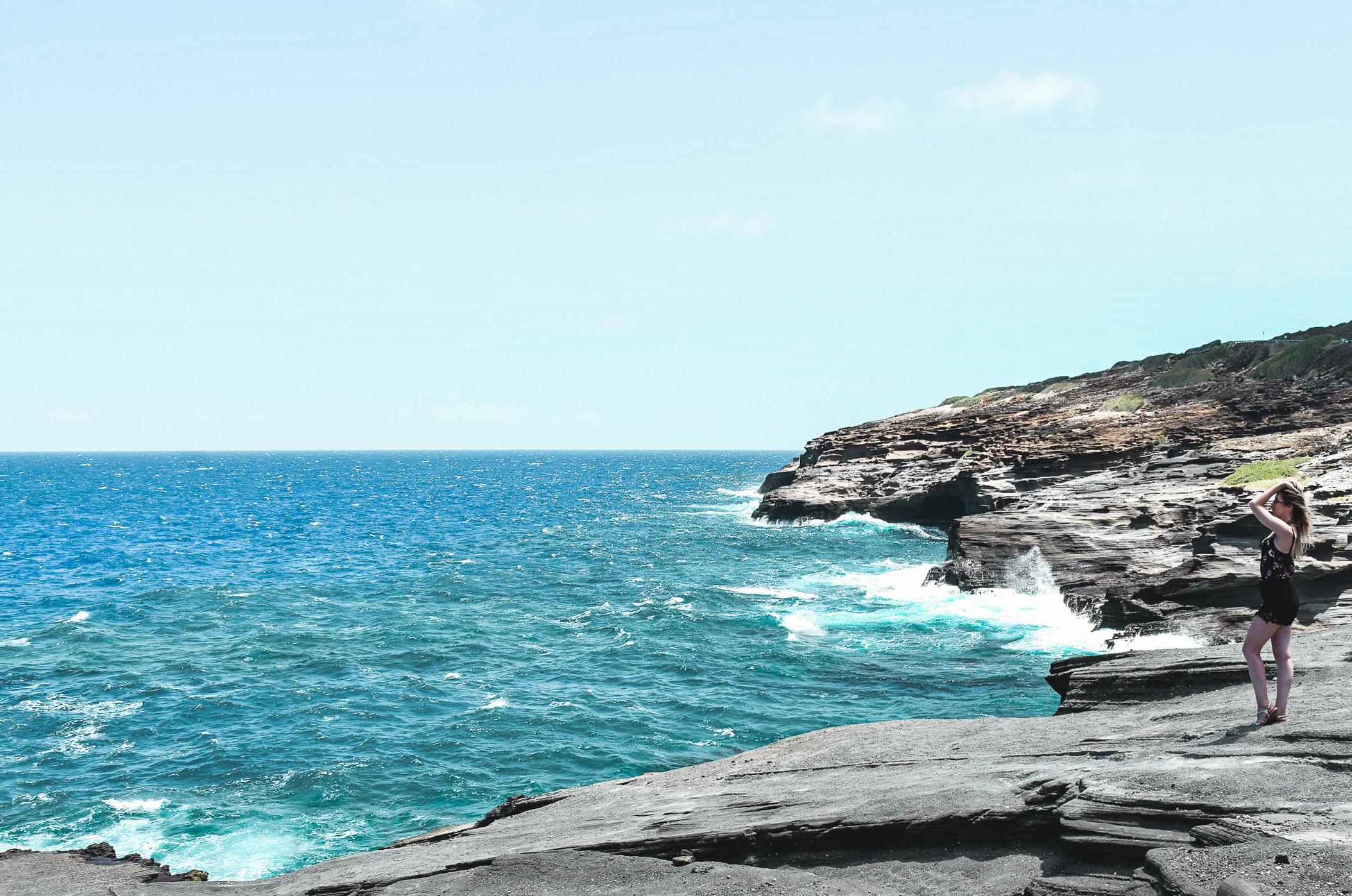 Beaches in O'ahu