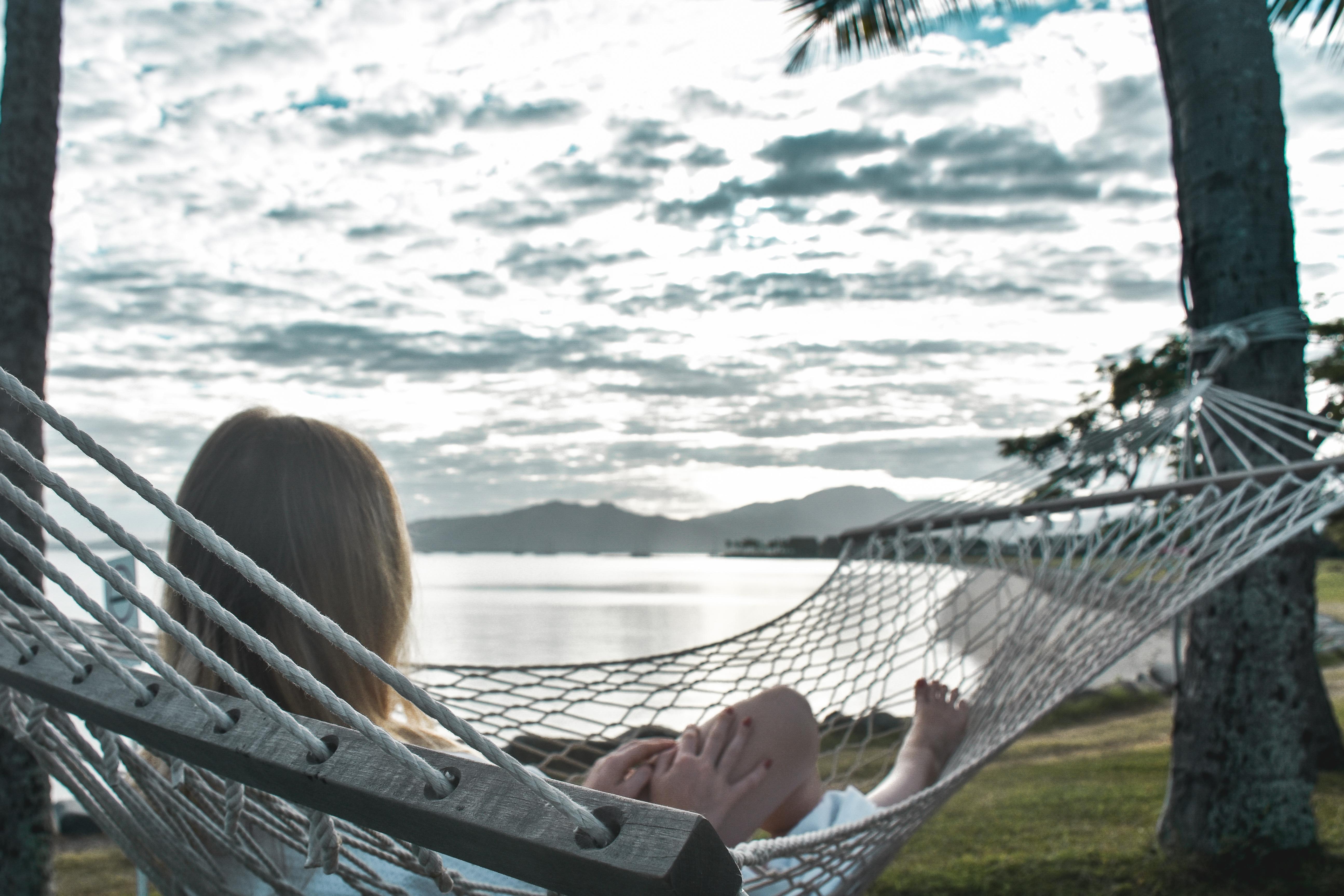 Relax at the beach - Hilton Fiji Beach Resort and Spa