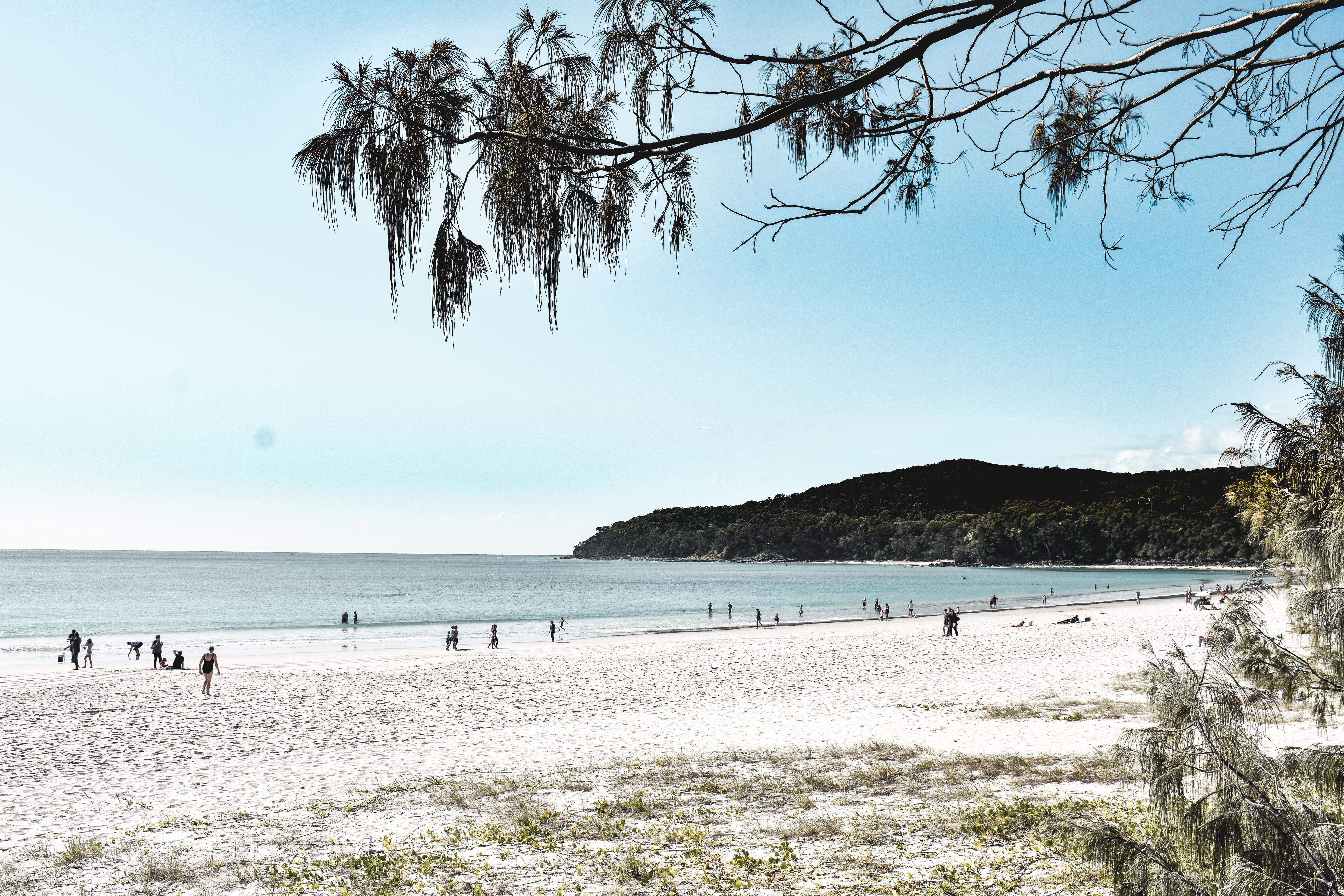 Noosa Heads, Main Beach, Australia
