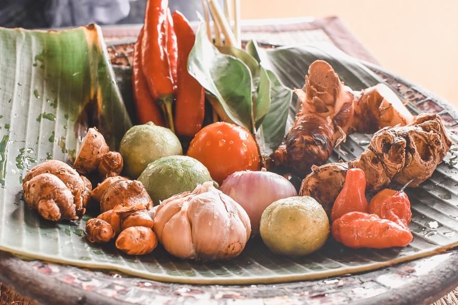 Food Guide Bali